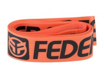 federal xl rim tape orange
