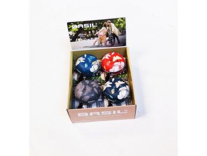 Zvonek Basil Magnolia box mix 4 kusy 50479