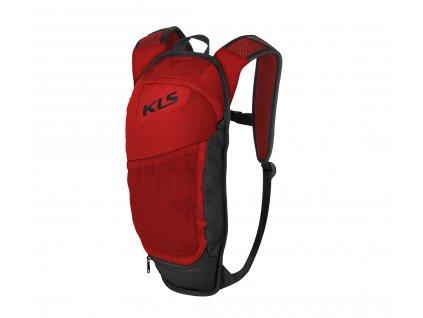Batoh KLS ADEPT 5 red