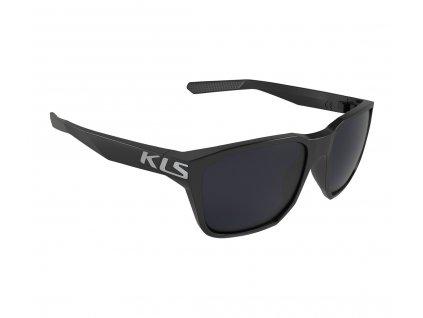 Sluneční brýle KLS RESPECT II black