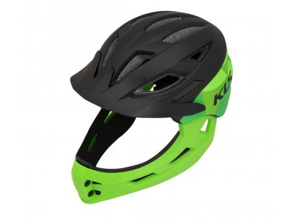 Přilba SPROUT black-green S