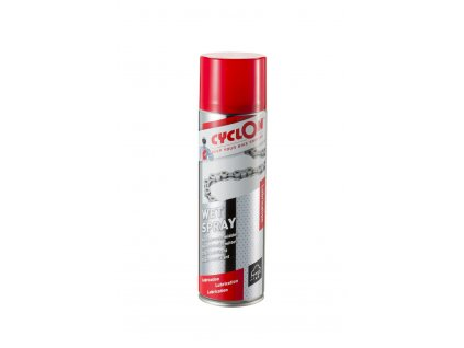 Mazivo Cyclon Wet Spray 500ml