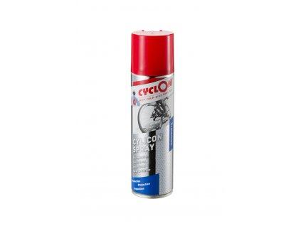 Silikonový sprej Cyclon Cylicon Spray 250ml