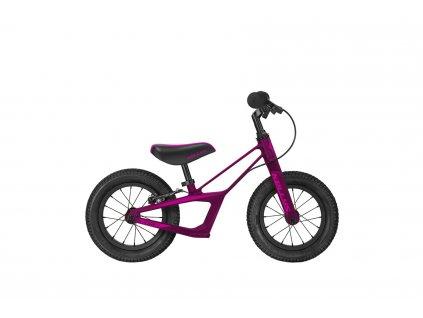 """Odrážedlo 12"""" KELLYS KIRU purple 2021"""