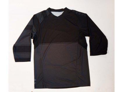 Sugoi Trail 3/4 Jersey triko pánské s 3/4 rukávem Black