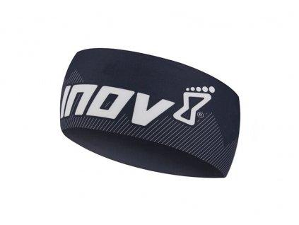 11014 inov 8 race elite headband black white