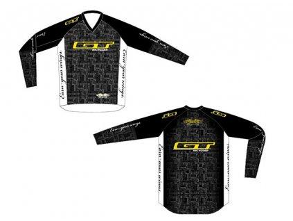 GT Jersey DH BMX Kids
