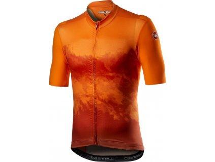 pansky cyklisticky dres s kratkym rukavom castelli 21009 polvere 2 v