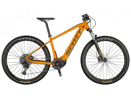 scott aspect eride 920 mountain bike orange a