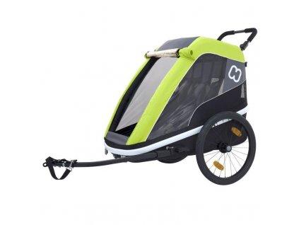 multifunkcny detsky vozik dvojmiestny hamax avenida twin suspension 1 v
