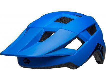 Helma BELL Spark Mat/glos blue/black