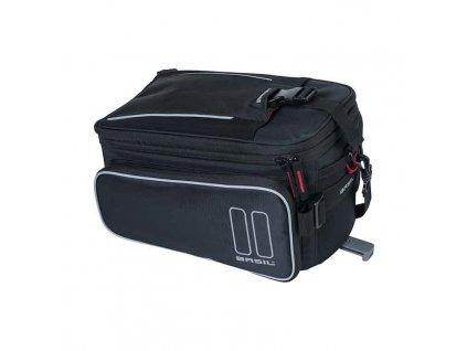 basil sport design trunkbag mik 7 15 liter black