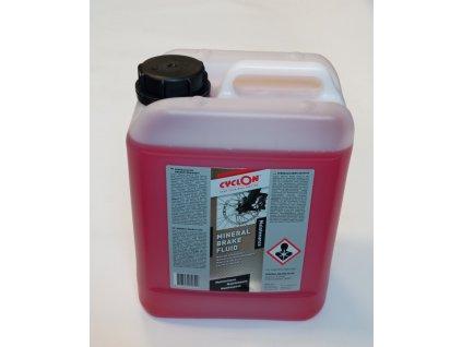 Brzdová kapalina Cyclon Mineral Brake fluid 5l.
