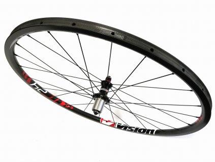 Zapletené kolo zadní Vision TC 24 karbon Shimano 622x16