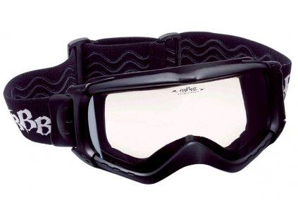 Cyklistické brýle BBB BSG-41 DirtView černé