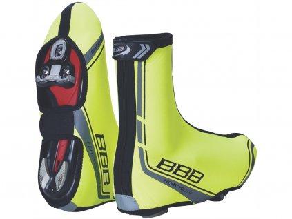 Návleky na tretry BBB BWS-02 HeavyDuty neon