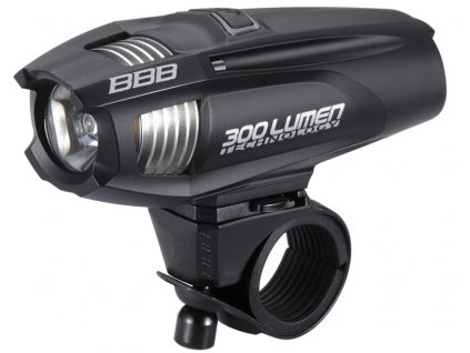 Přední světlo na kolo BBB BLS-71 Strike 300