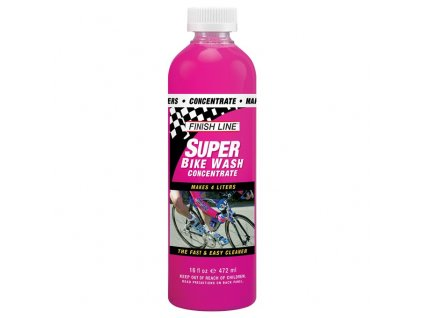Čistič Finish Line BIKE WASH 475ml koncentrát