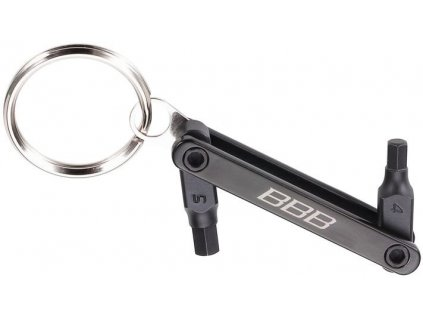 Klíčenka BBB BTL-191 KeyHanger 4/5mm