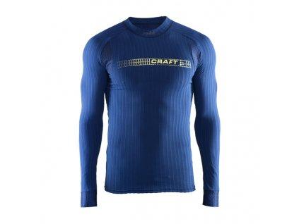 CRAFT triko dlouhý rukáv Active Extreme pán. modré  + Nevyhovující oblečení lze vracet až do konce ledna 2021