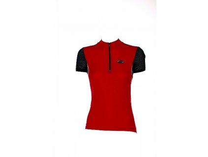 Dres BBB BBW-56 LadyTech červený  + Nevyhovující oblečení lze vracet až do konce ledna 2021