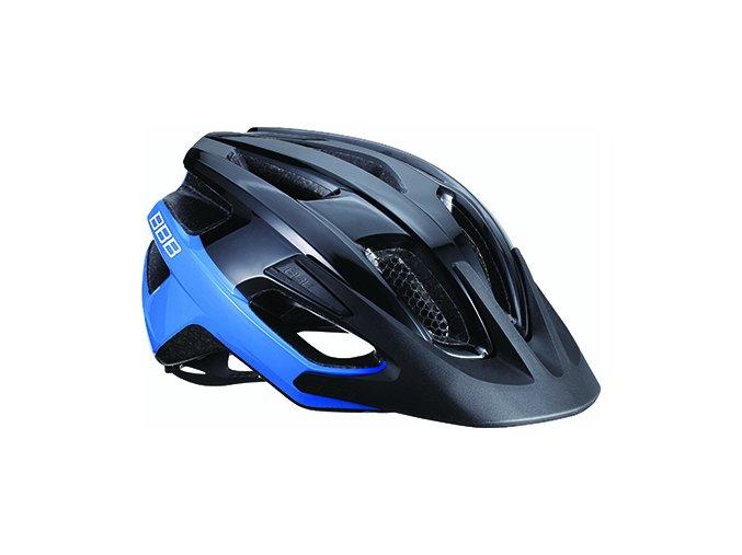 BHE 29 Kite glossy black blue visor ~2929172911