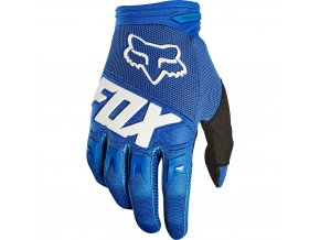 Rukavice FOX Dirtpaw Race Glove modrá