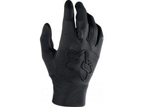 Rukavice FOX Attack Water Glove černá
