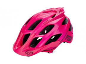 Fox Flux Solids Helmet pink[554x320]