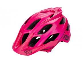Fox Flux Solids Helmet pink[554x320]