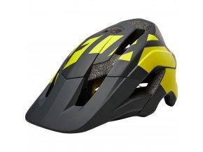 Helma FOX Metah Thresh černo/žlutá