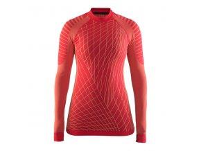CRAFT triko Active Intensity dámské červeno/oranžová