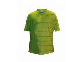 FELT tričko Enduro krátký rukáv 2017 zelené