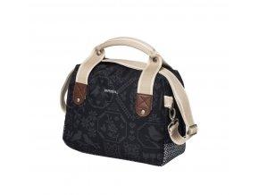 Brašna na nosič Basil Boheme-City Bag jednostranná