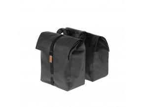 Brašna na nosič Basil Urban Dry Double Bag oboustr