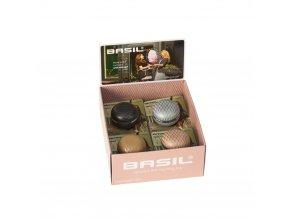 Zvonek Basil Noir Bell  Box mix 4kusy 60mm