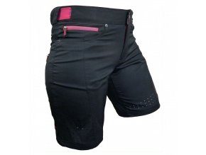 shortpantsamazon black pink2