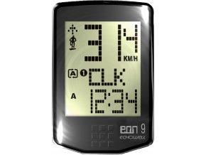 Cyklocoputer Echowell EON 9