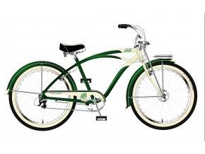 Cruiser Felt Heritage zelený