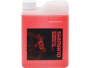 Olej Shimano hydraulický minerální 1l