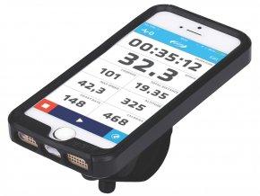 Držák telefonu iPhone na kolo BBB BSM-01 Patron I5