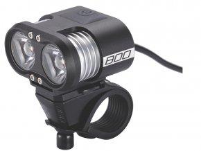 Přední světlo na kolo BBB BLS-67 Scope 800