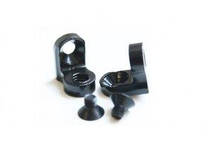 Koncovka bovdenu BMX gyro tabs black