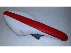 """Sedlo Fi""""Zi:k Arione R3 Braided bílo/červené"""
