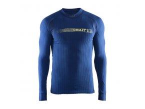 CRAFT triko dlouhý rukáv Active Extreme pán. modré