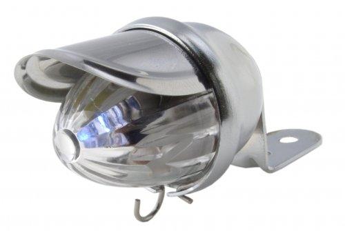 Světlo na kolo přední Tail light baby bee CC. chromové