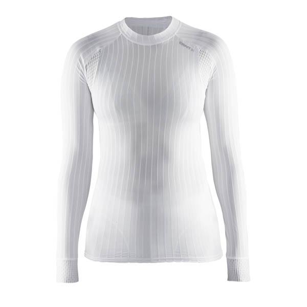 CRAFT triko dlouhý rukáv Active Extreme dámské bílé M