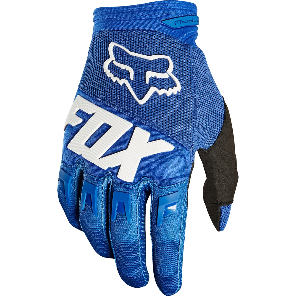 786cb2ce65 Rukavice FOX Dirtpaw Race Glove modrá