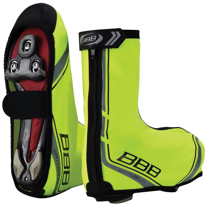 Návleky BBB BWS-03 WaterFlex neon 43/44