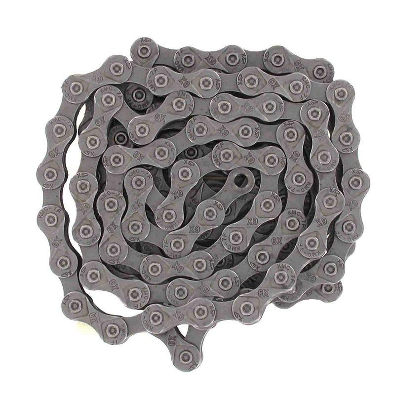 Řetěz KMC X9 9s 111čl. bez spojky